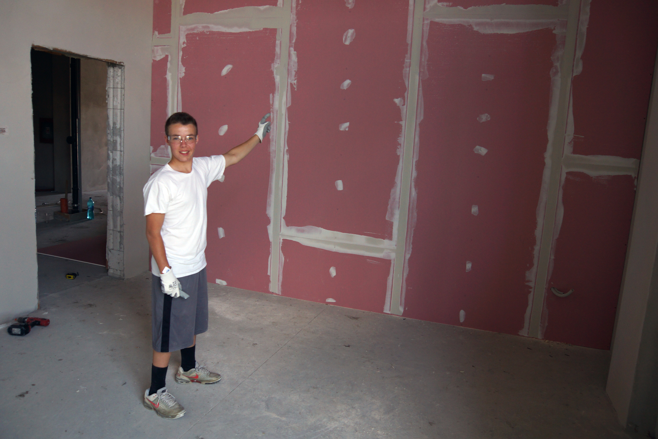Jack Dry Walling
