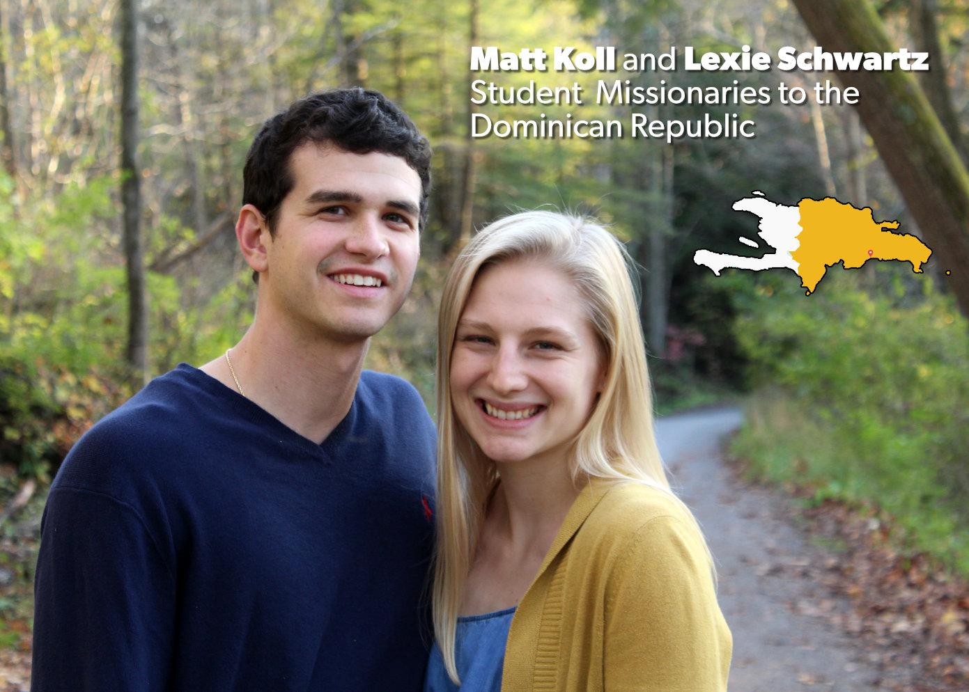 Matt and Lexie Koll