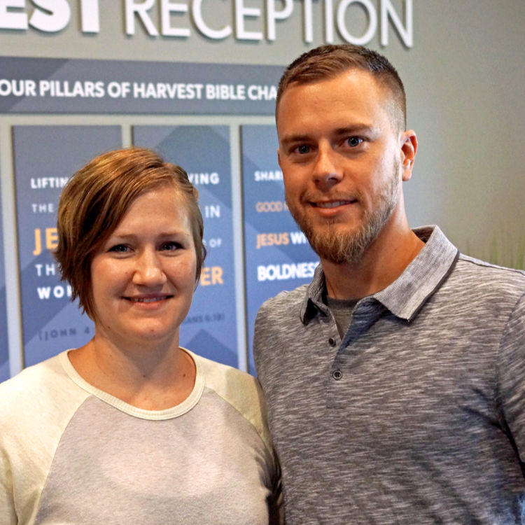Ryan Stroupe - Harvest Bible Chapel Pittsburgh North Small Groups Ministry Leader