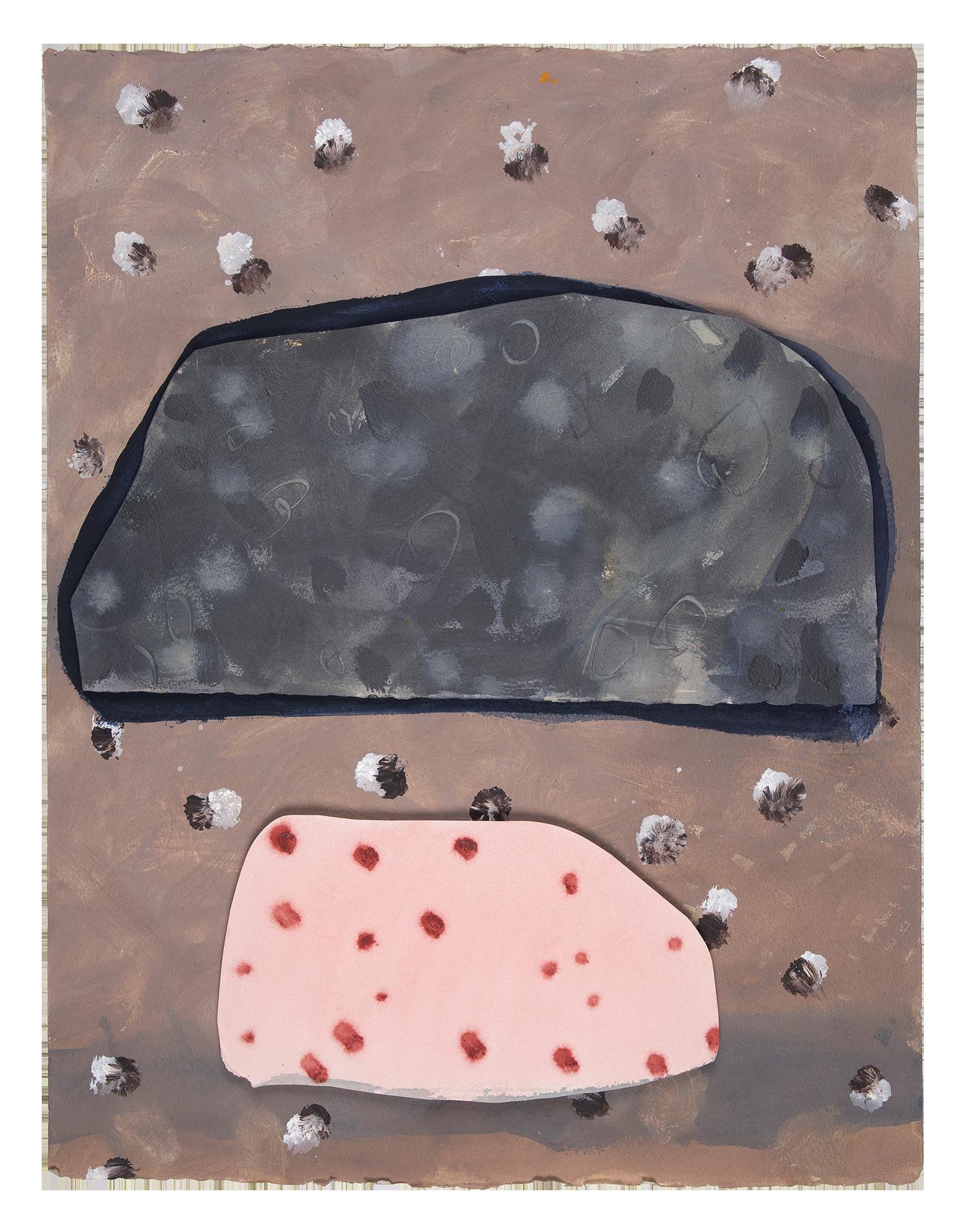 Grey Rock Pink Rock