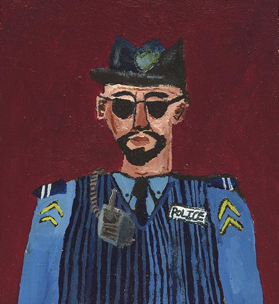 Tiny Cop