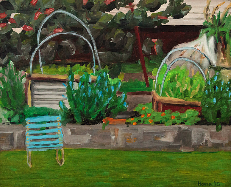 Backyard Study