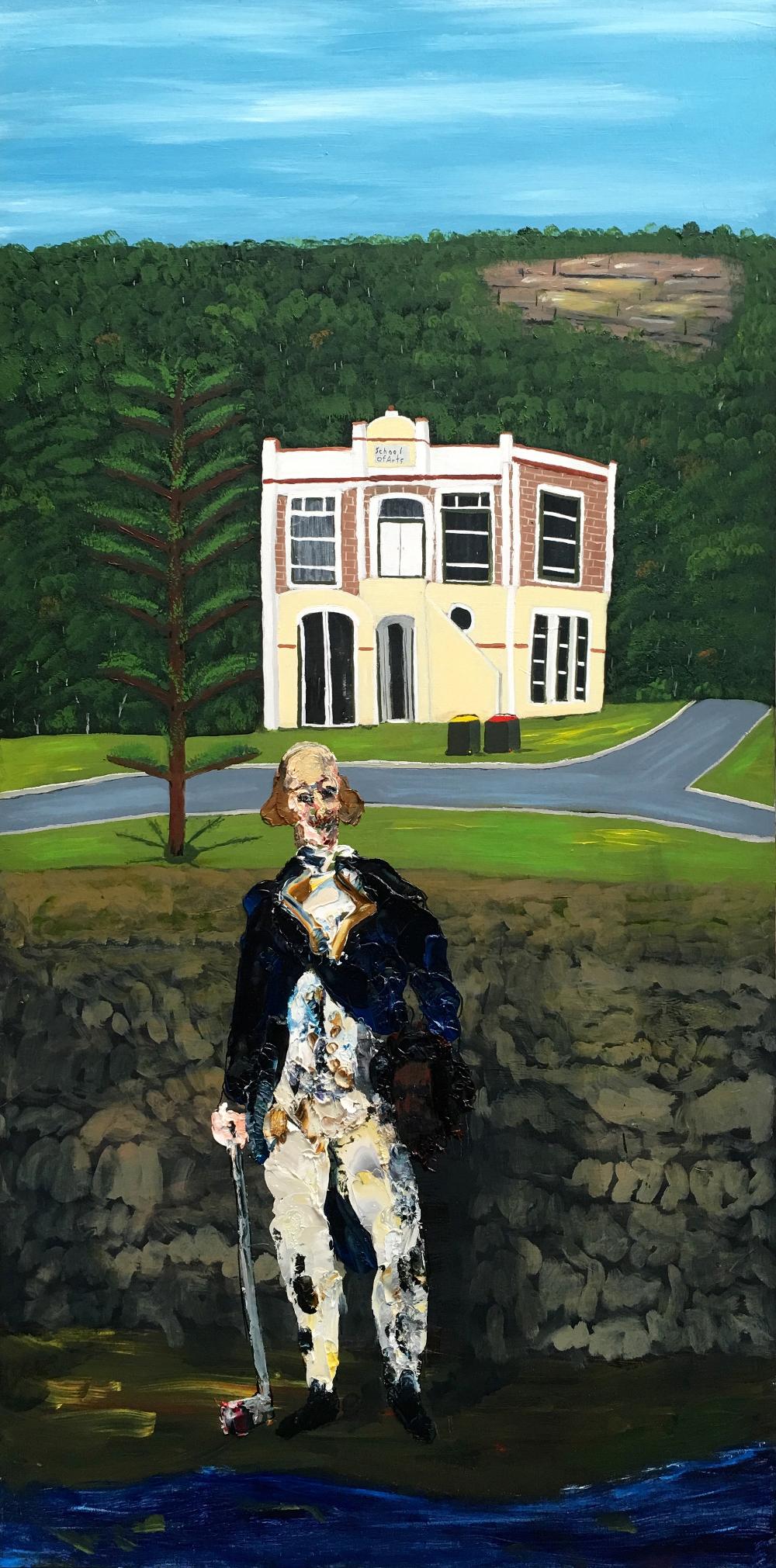 Governor Phillips Art School Days