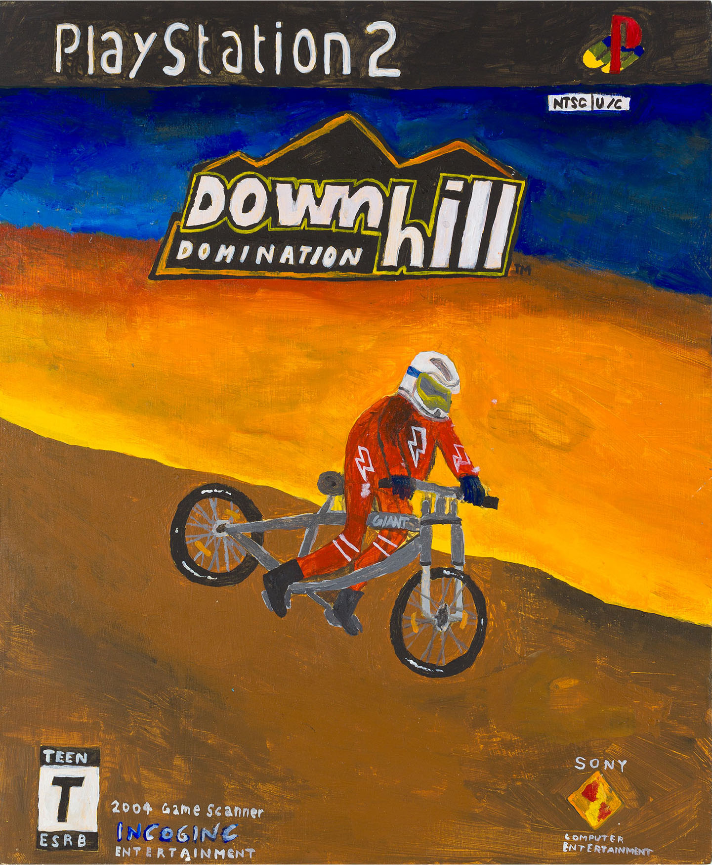 Down Hill Domination