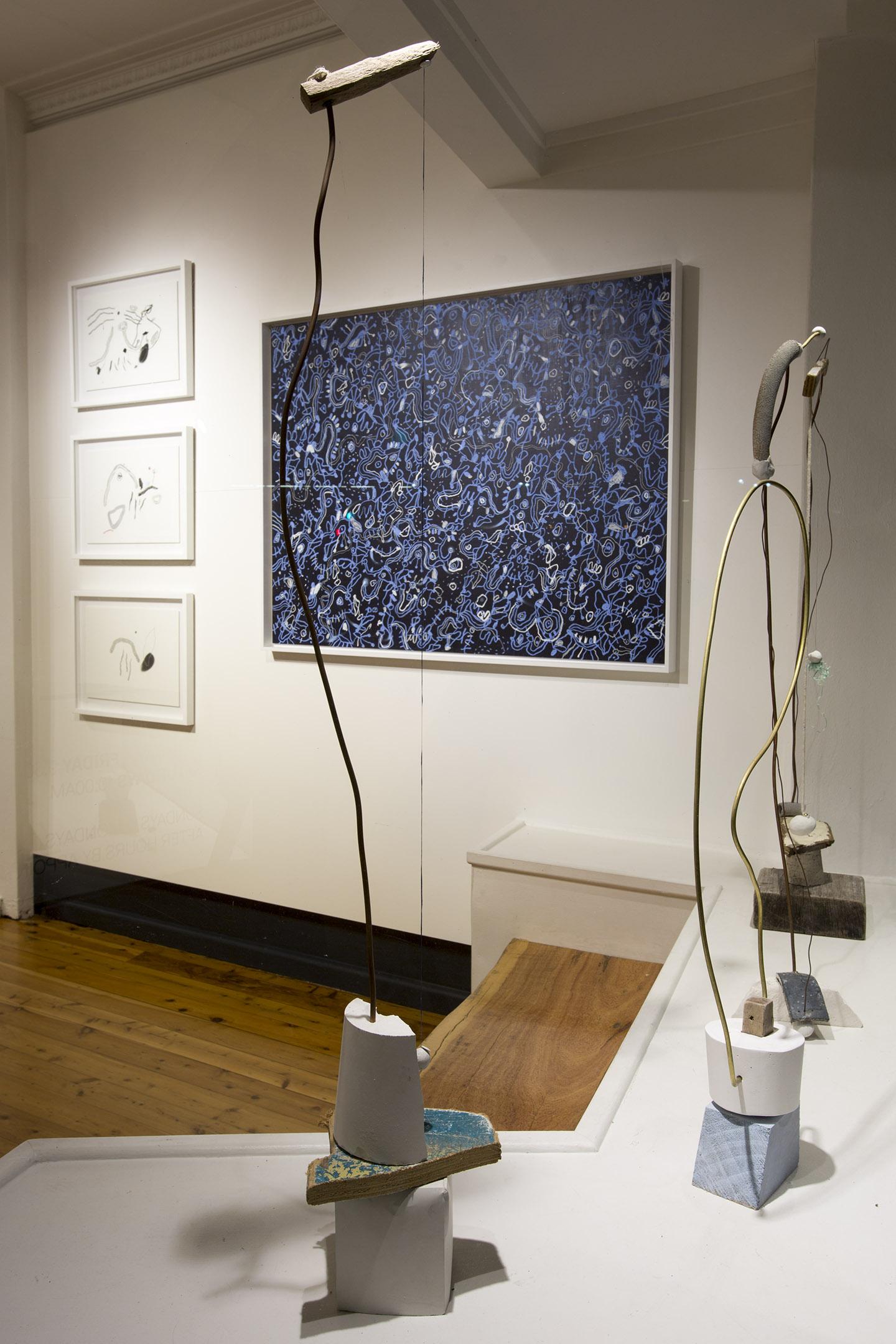 Artworks by Matthew Bromhead