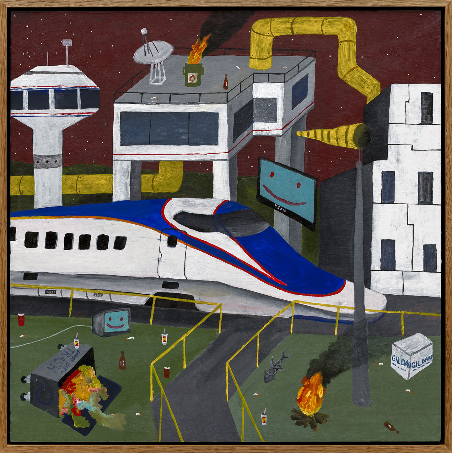 Futalitarian Metropolis