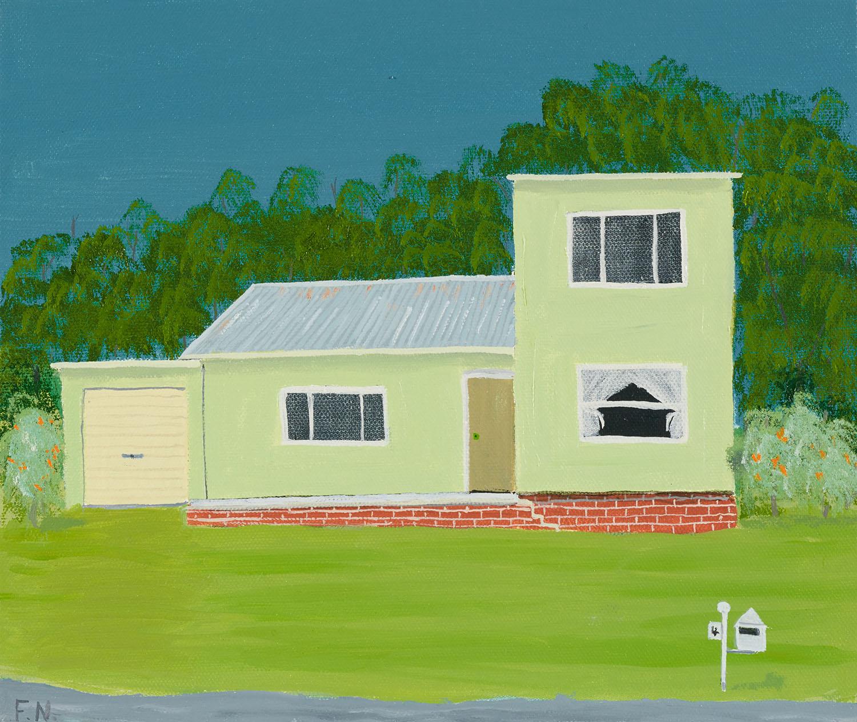 No 4 Green House