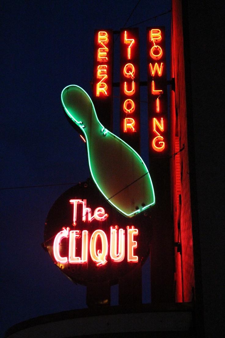 The Clique Bowling