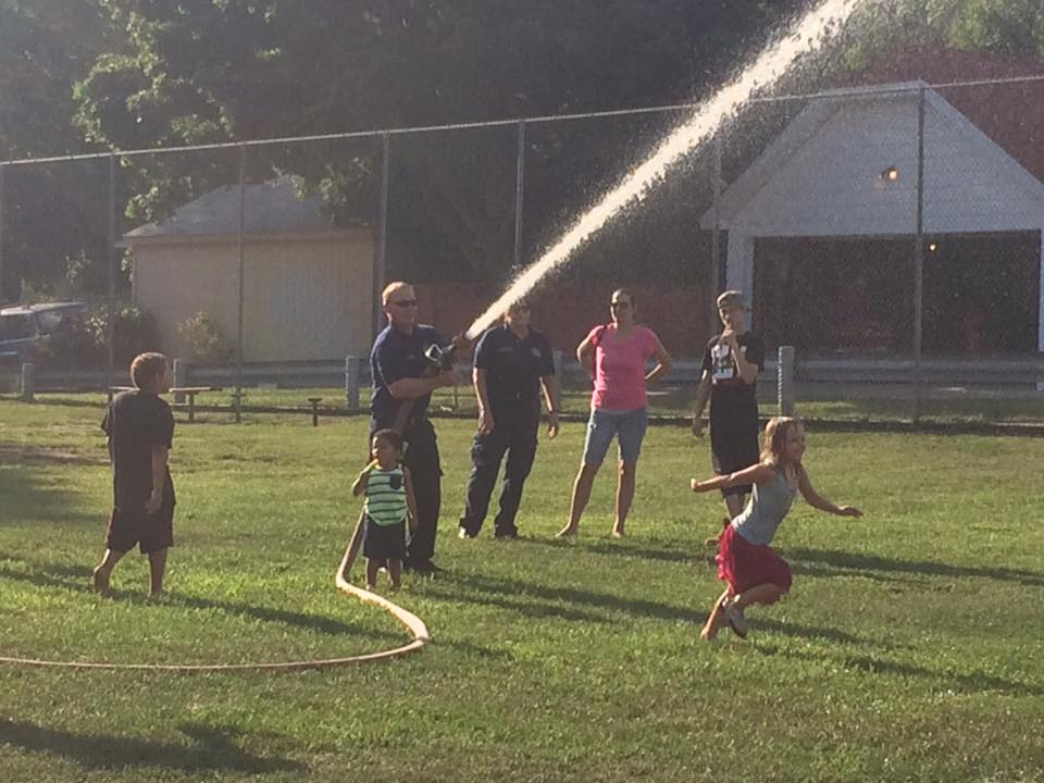 GRFD cooling off the families!