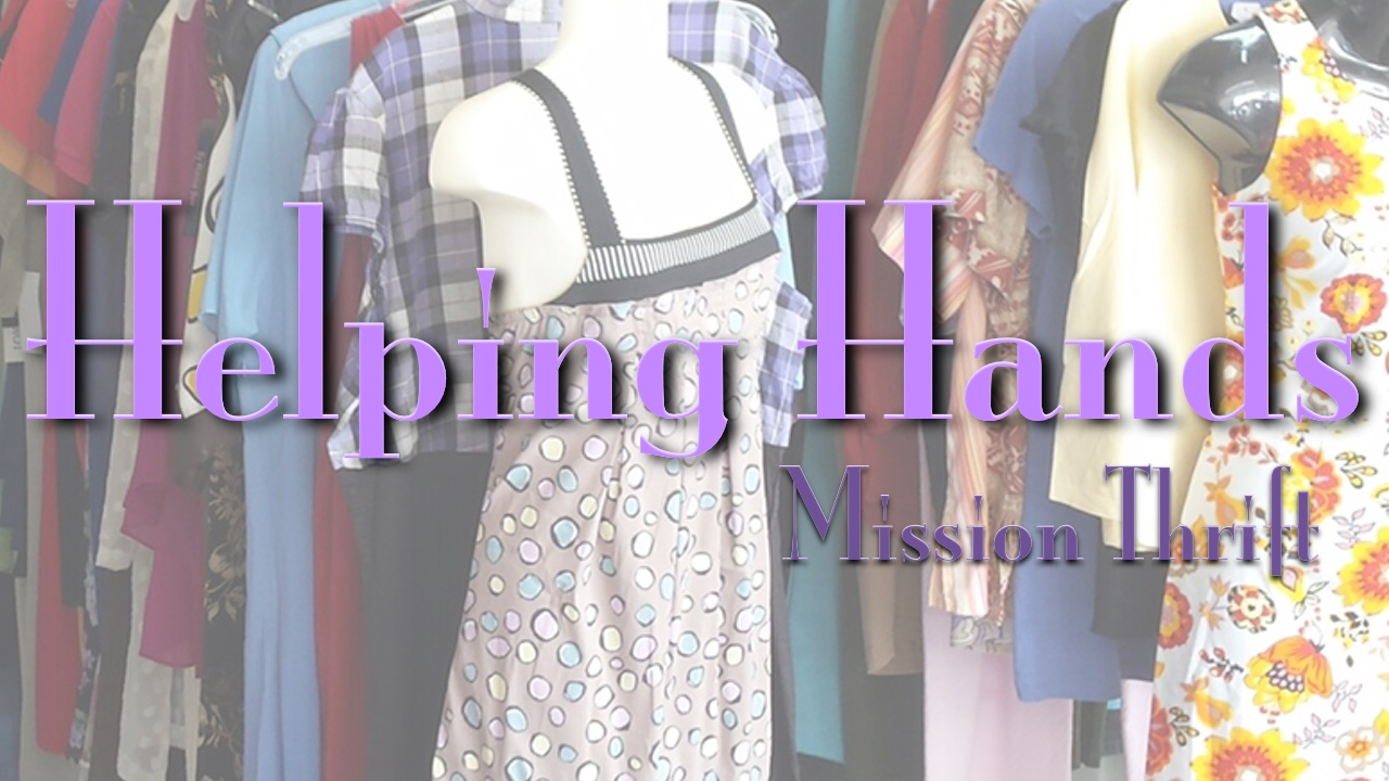Helping Hands Mission Thrift