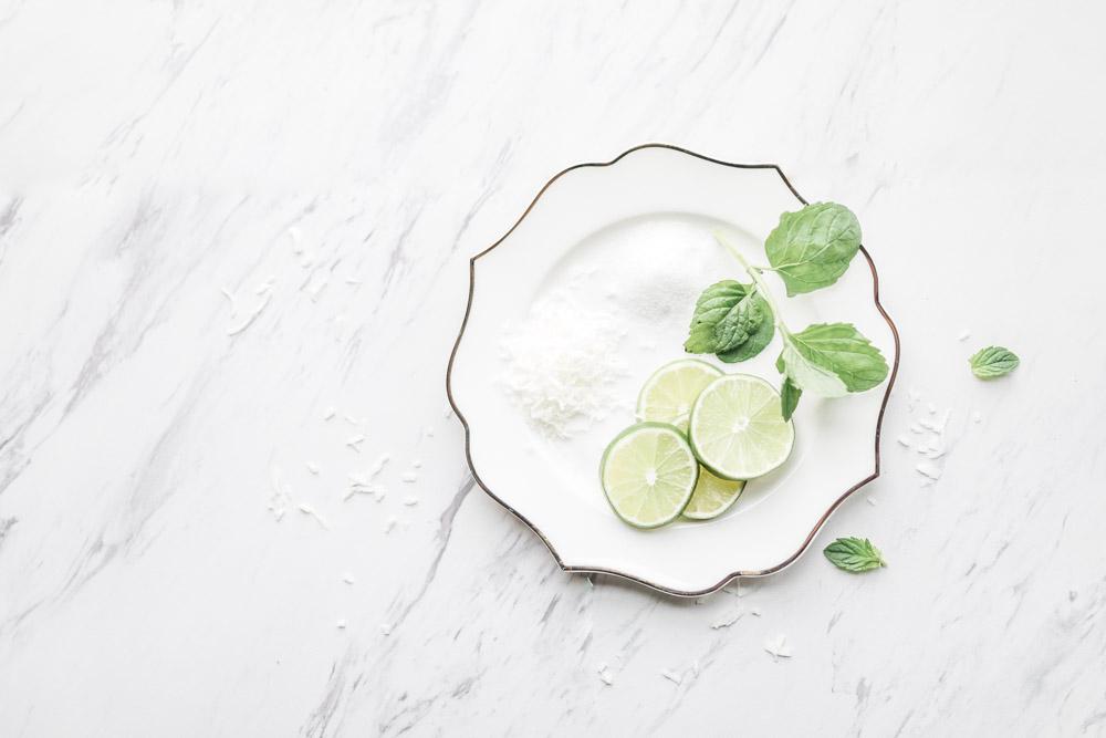 Coconut Mojito Recipe | Rum Cocktail | Signature Drink | Wedding Reception