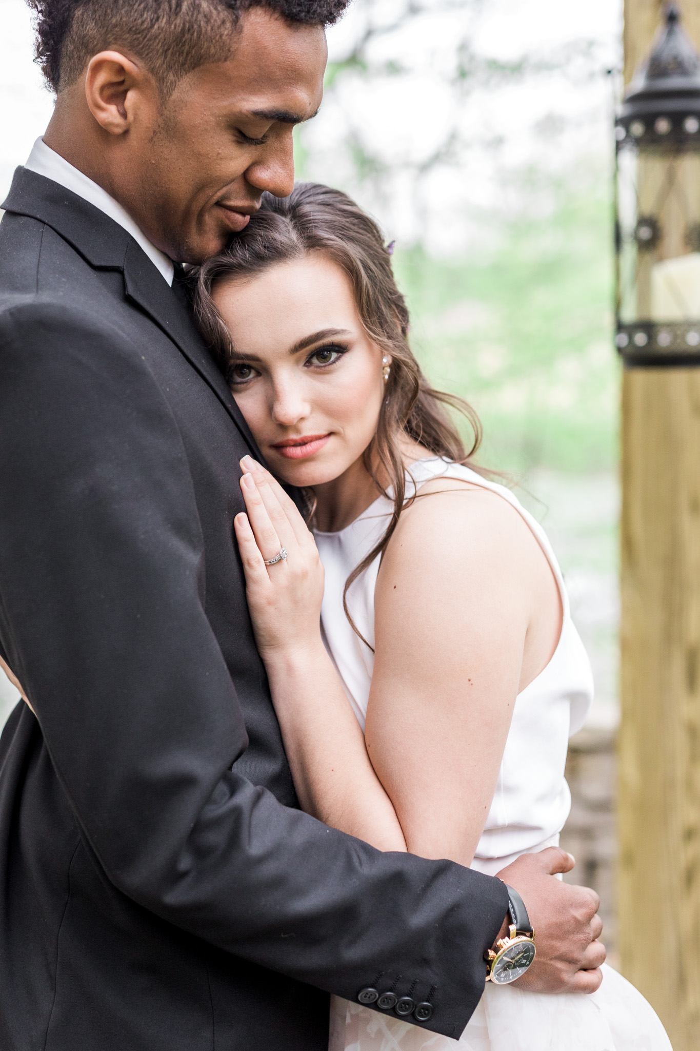 Styled Wedding Shoot at Gable Hill Barn | Elegant Chic Wedding | Laurenda Marie Photography | West Michigan Wedding Photographer |