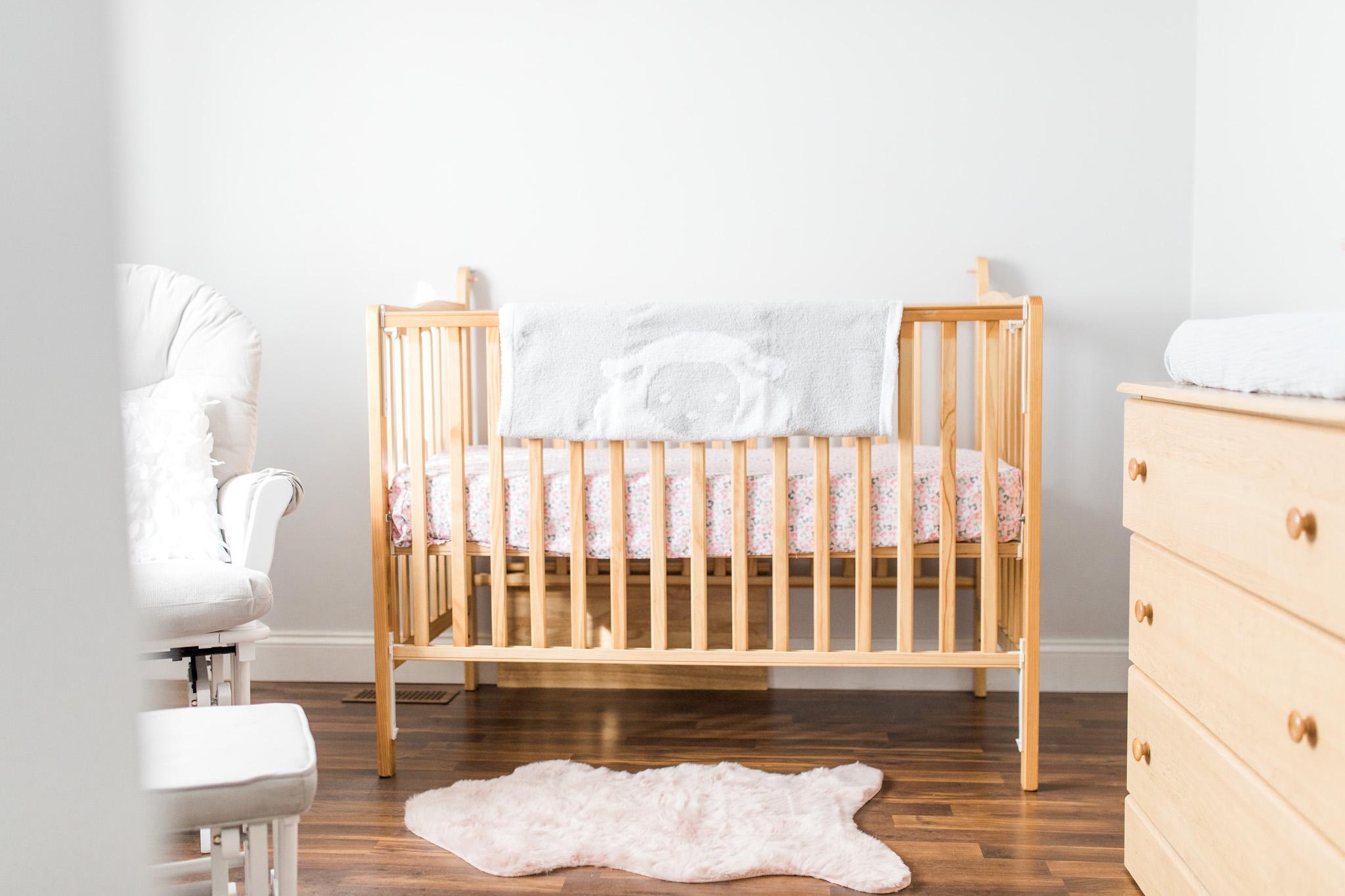 Cozy in-home newborn lifestyle session   Baby Girl  West Michigan Newborn Photographer   Laurenda Marie Photography