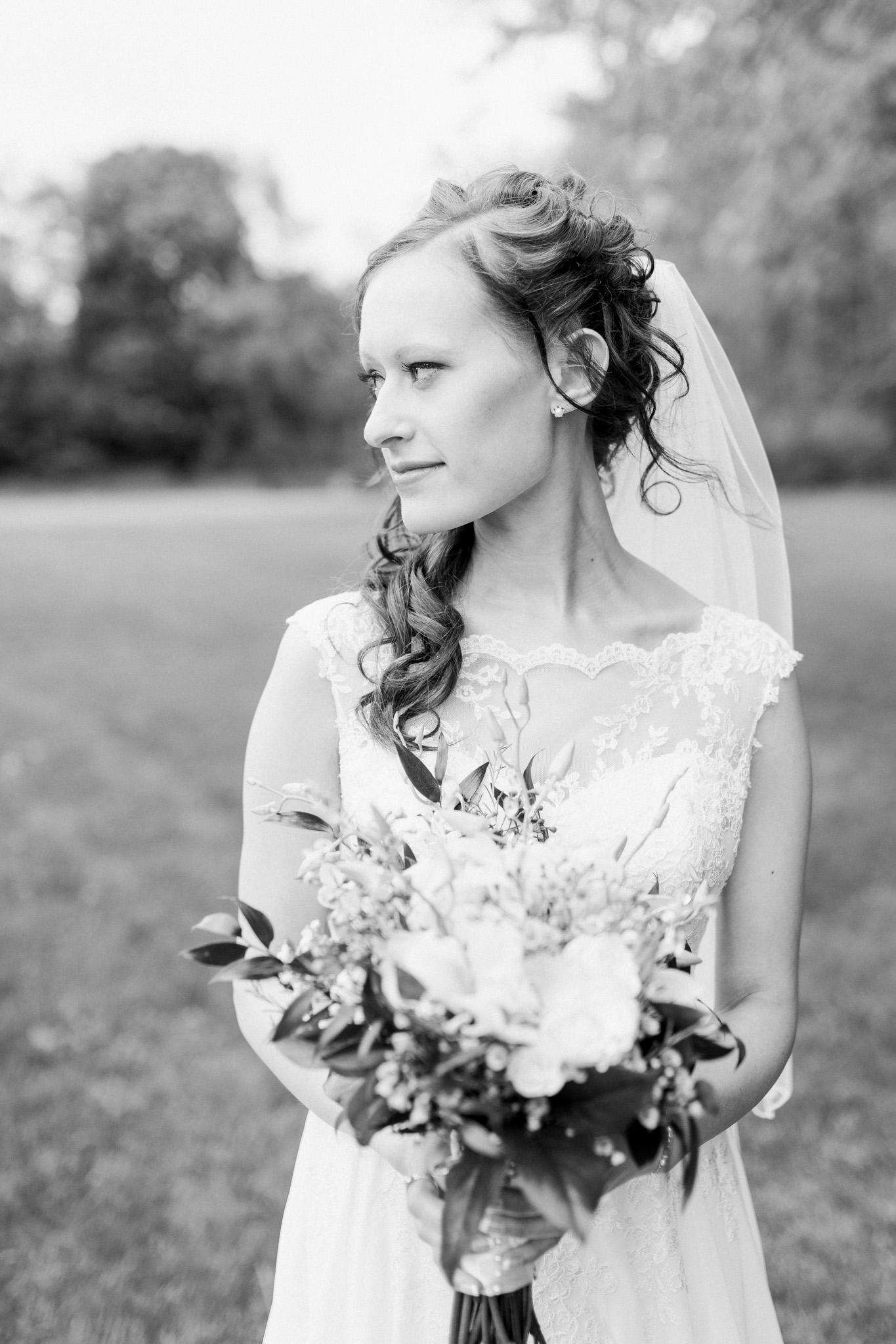 Beautiful Lavender Spring Wedding | Modern Bride | Laurenda Marie Photography | Michigan Weddings