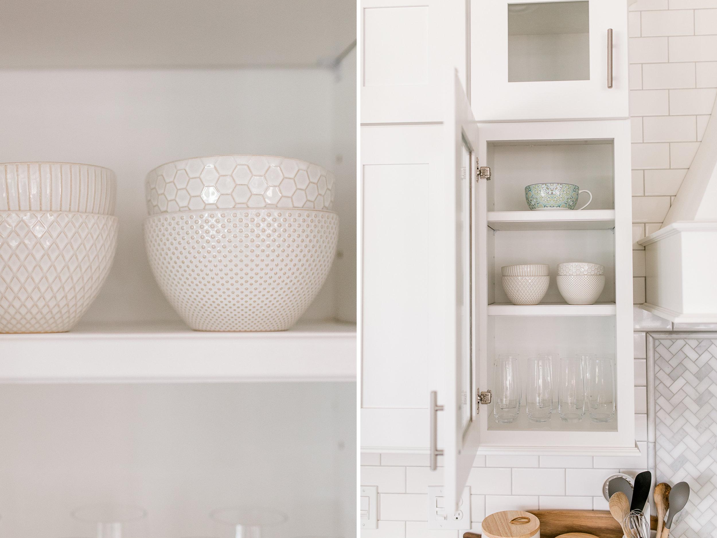 My White Modern Farmhouse Dream Kitchen | Industrial Kitchen | Fixer Upper Style Kitchen | Gray & White Kitchen | Apron Sink & Subway Tile