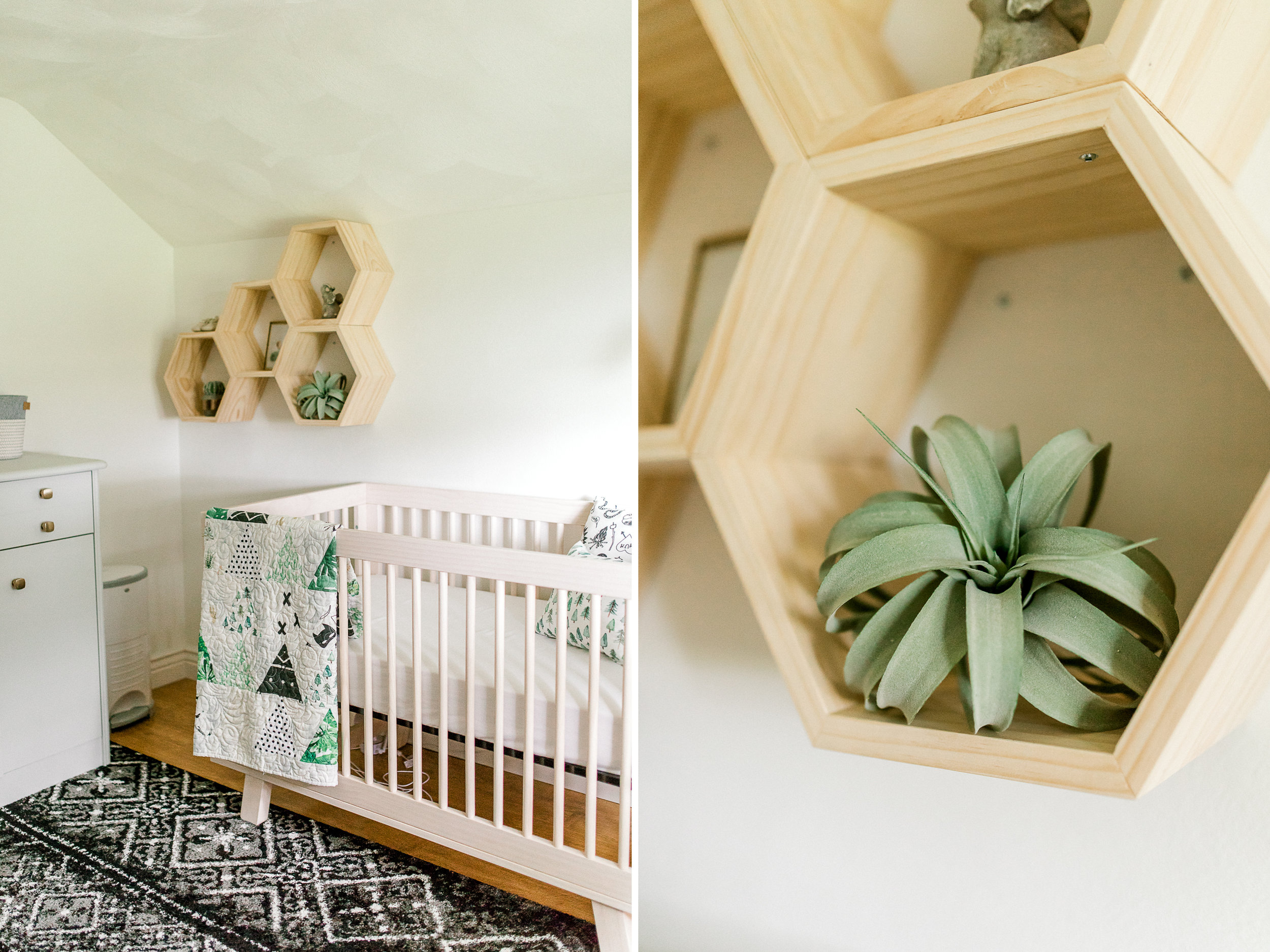 Magnolia Inspired Home | Lifestyle Newborn Session | In-Home Session | Family Lifestyle | Laurenda Marie Photography | Michigan Lifestyle Photographer