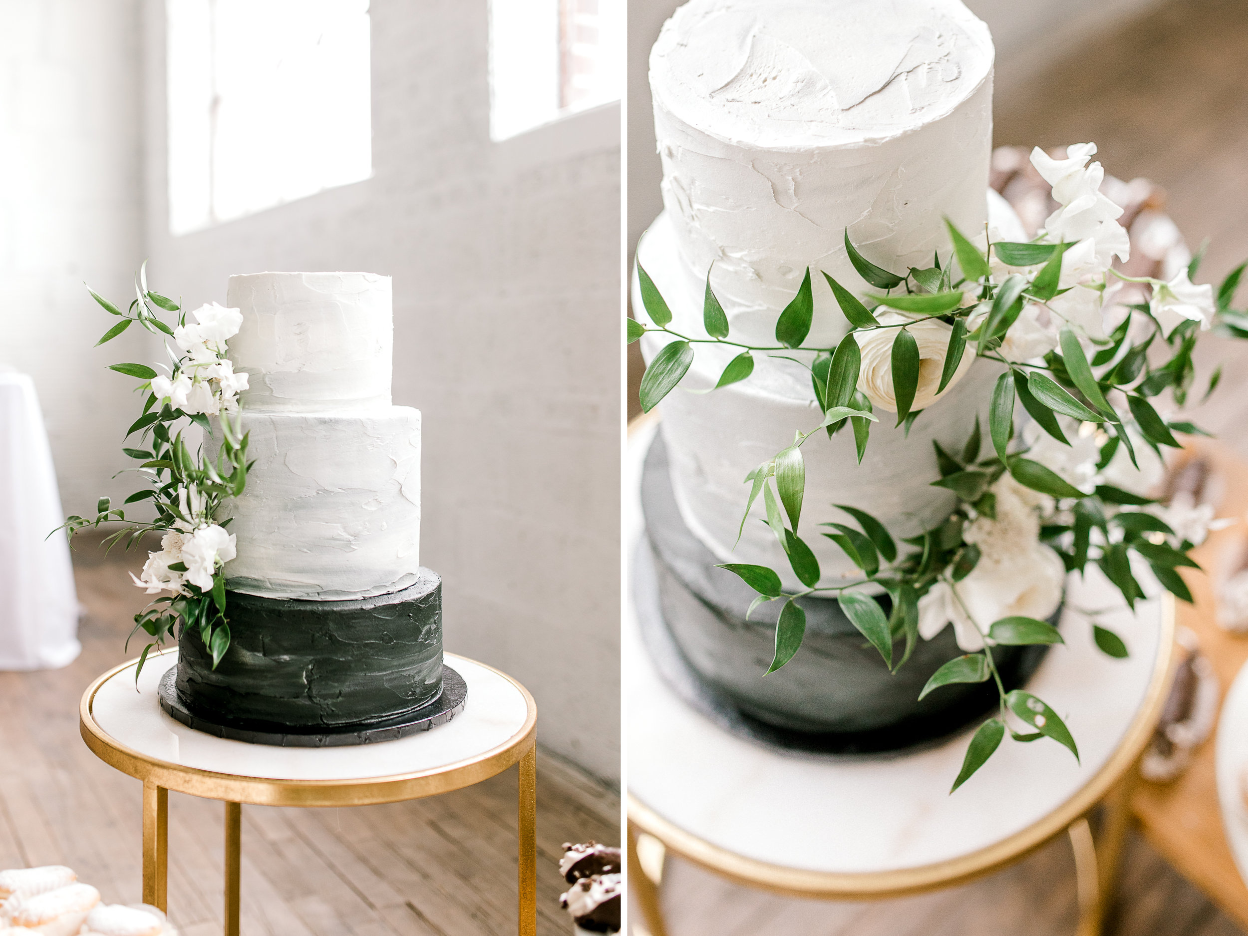 Styled Wedding Workshop   Champagne Bridesmaids Dresses   Edgy Romantic Wedding   West Michigan Wedding Photographer