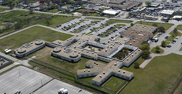 Scott D Moore Juvenile detention center in Fort Worth, TX