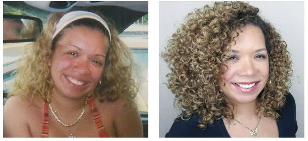 Naturally Curly - How 15 Women Feel About Their Curly Girl Transformations by Irma Garcia