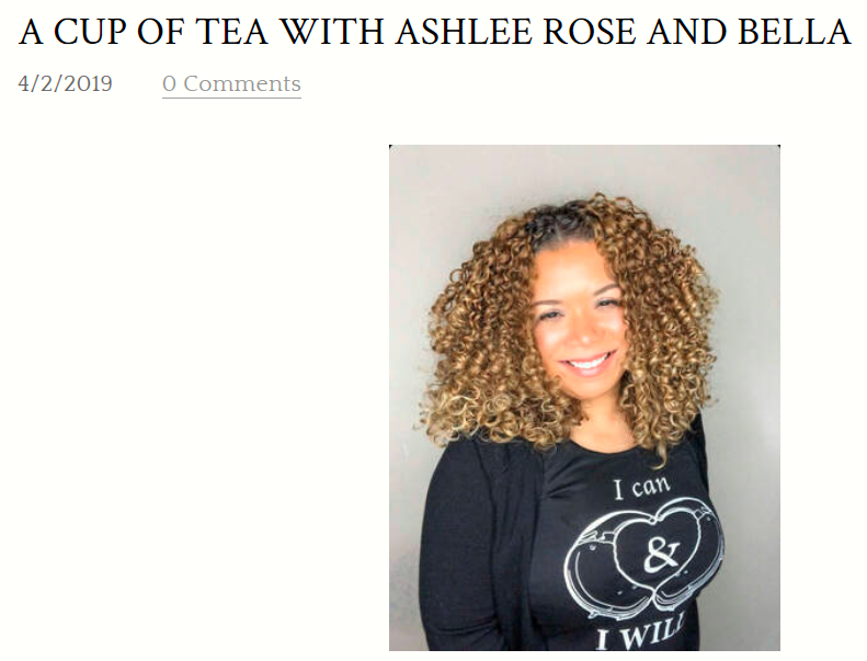 Hear For The Curls - Interview with @loveashleerose. Advocating for the deaf & hard-of-hearing...