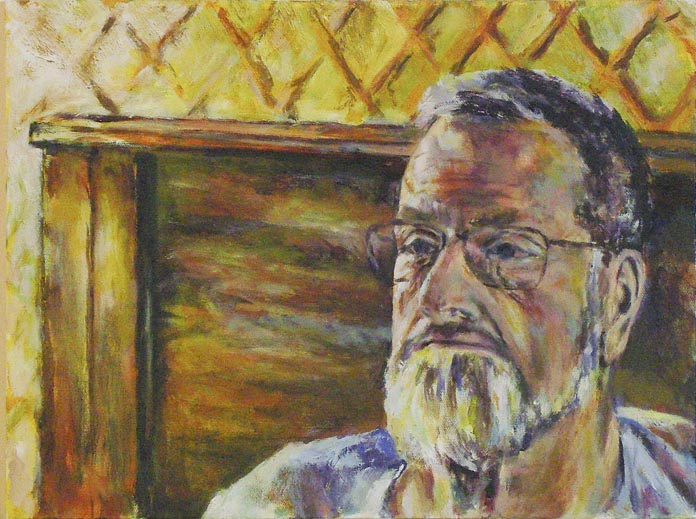 The Artist's Father