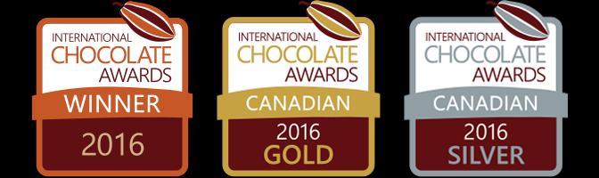international chocolate award wins 2016