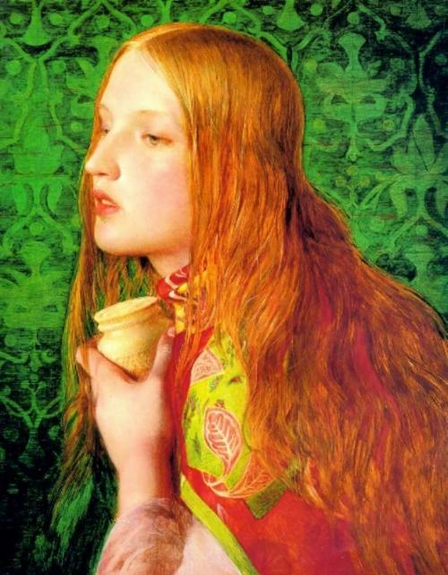 Magdalene by Winifred Sandys 1860