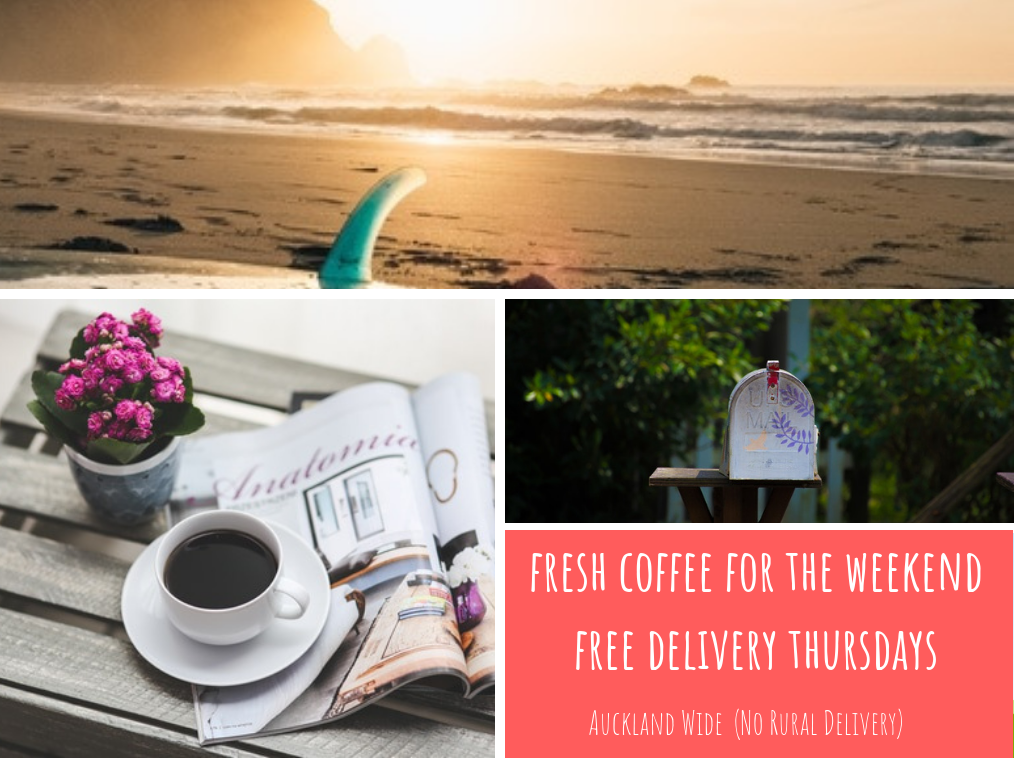 Fresh Coffee - Free Delivery - Better Value than your supermarket!