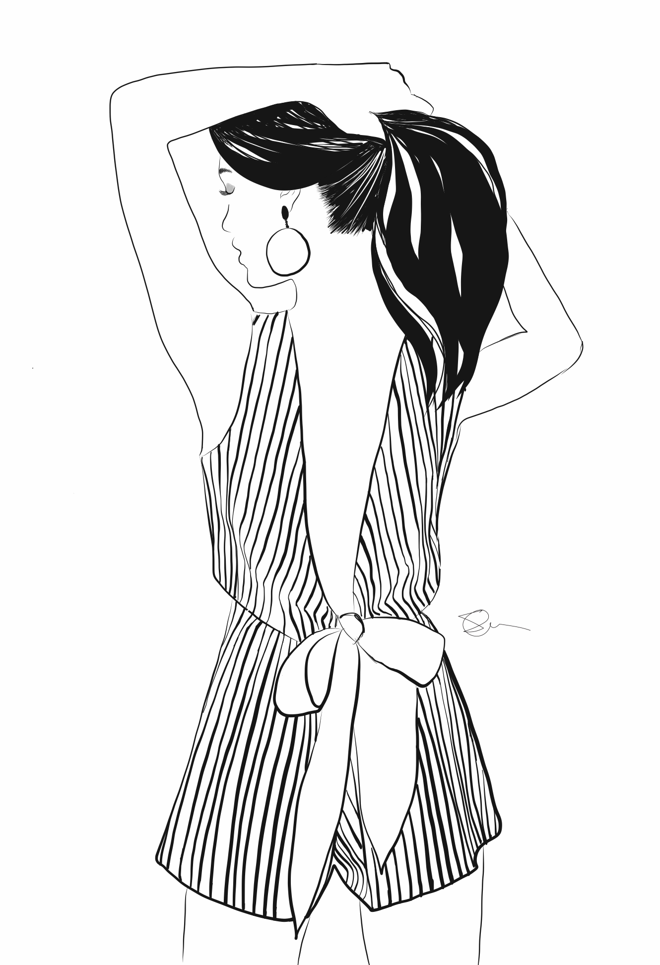 Romper Girl by Sandeep Gill.jpg