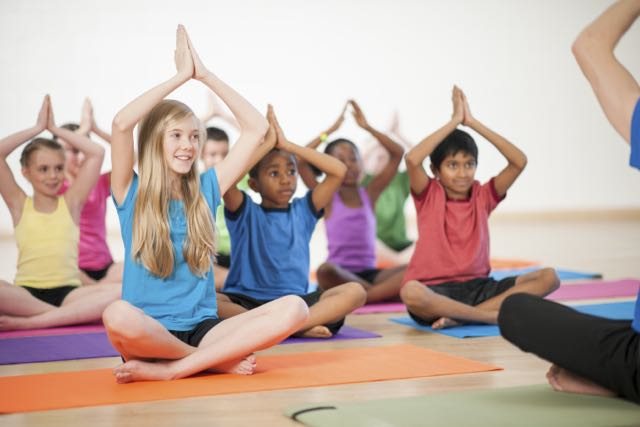 Yoga for Kids   We provide yoga classes for ADHD, Autism spectrum and other special needs of children. Our certified therapy teachers understand their needs and give practices and suggestions based on any specific needs. Scroll down for  locations below .    Learn More