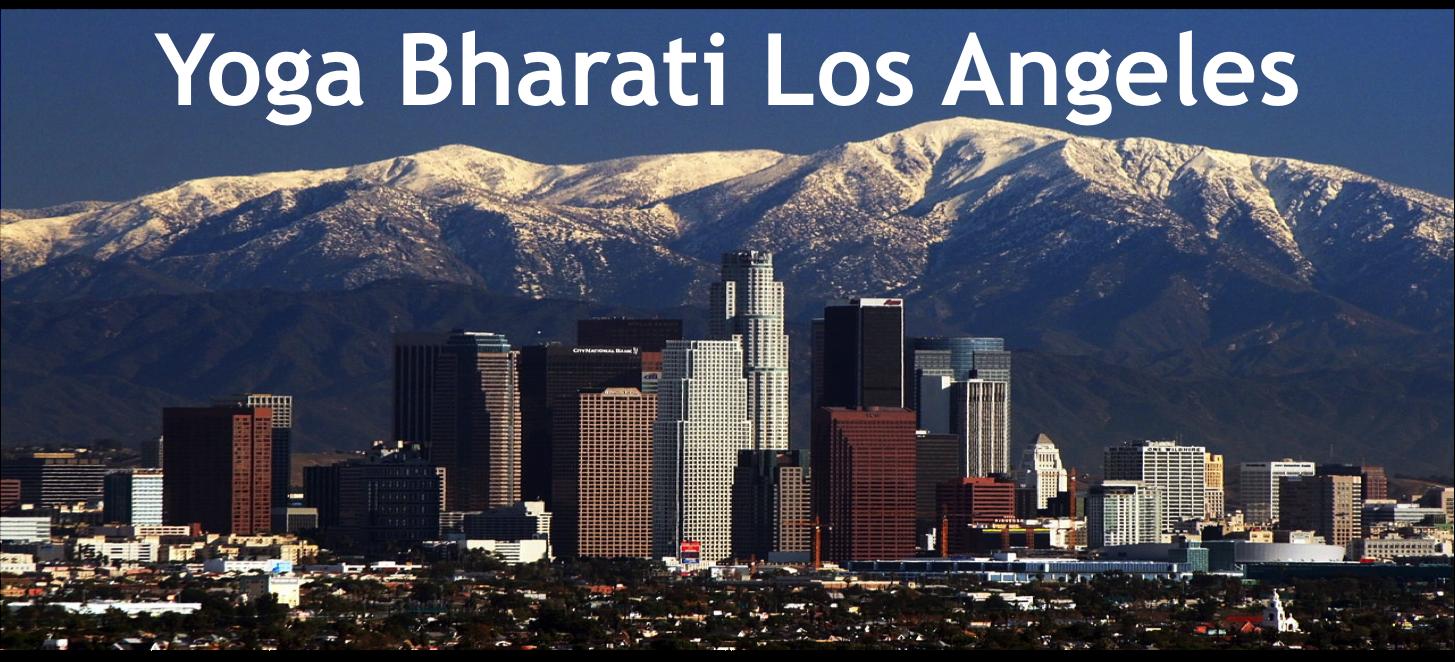 Yoga Bharati Los Angeles