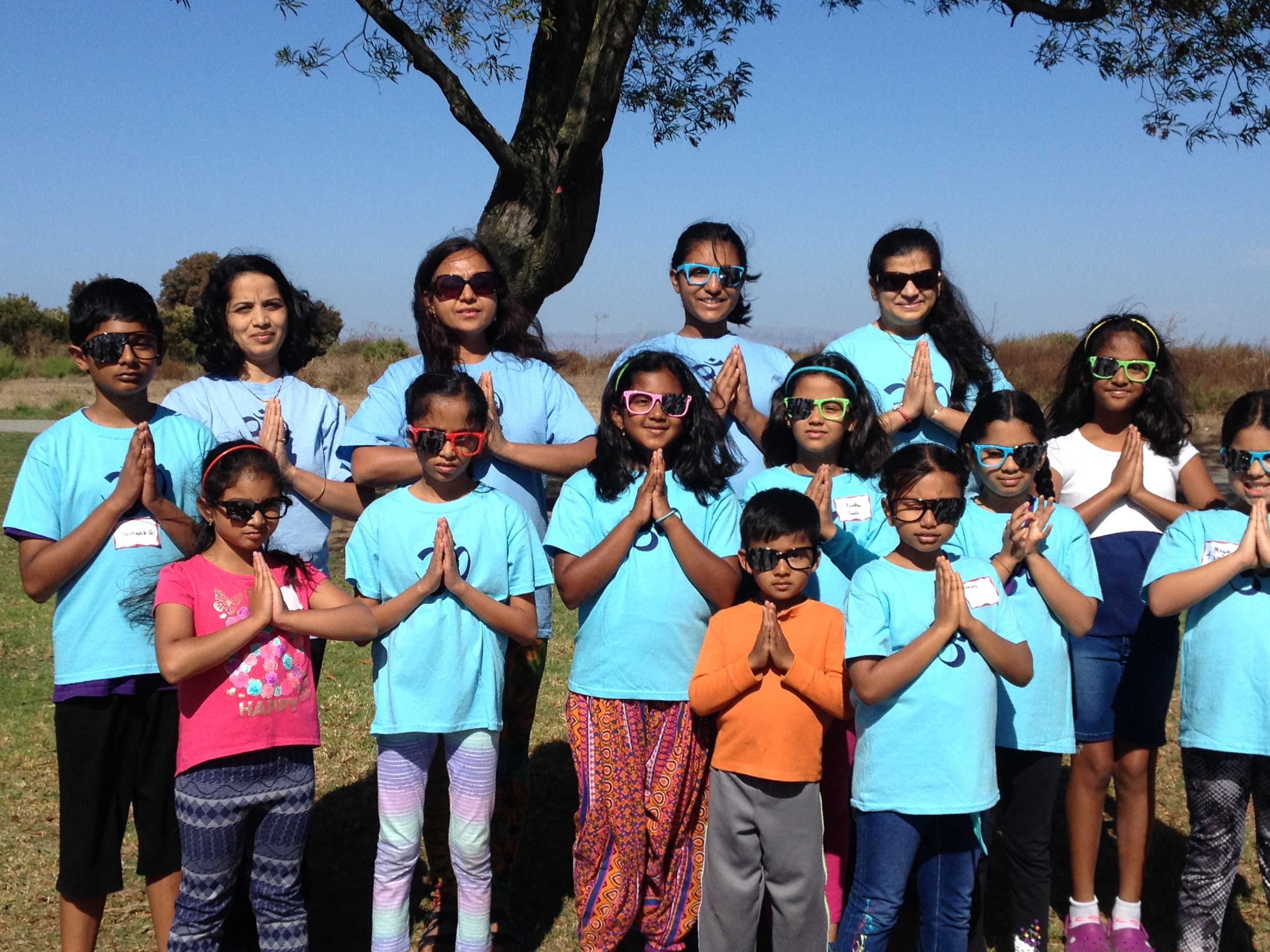 Yoga for Vision - Kids