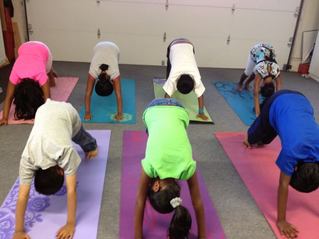 Yoga Bharati Kids