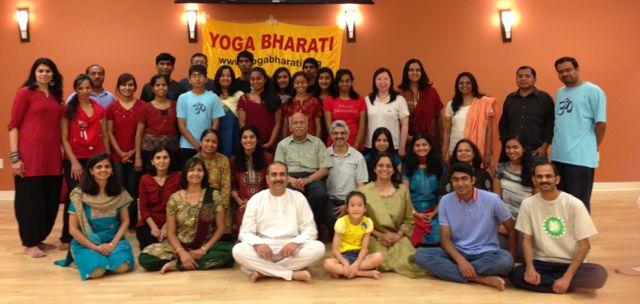 Yoga Teacher Training 2013
