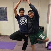 Teenager Yoga