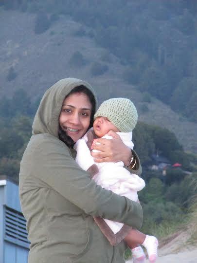Prenatal Yoga and Happy Baby