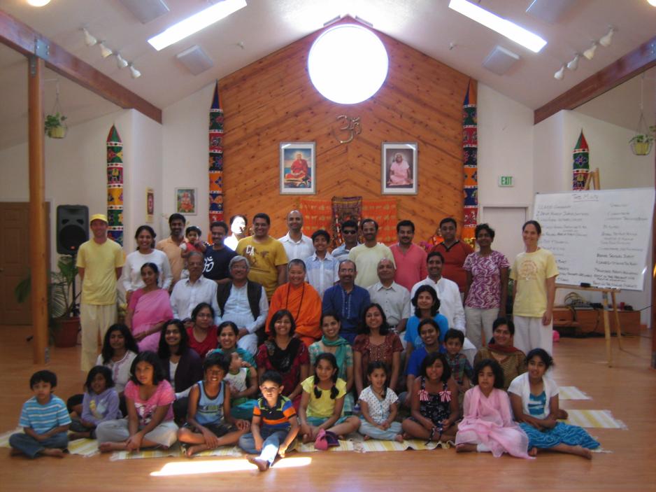 Sivananda Yoga Bharati