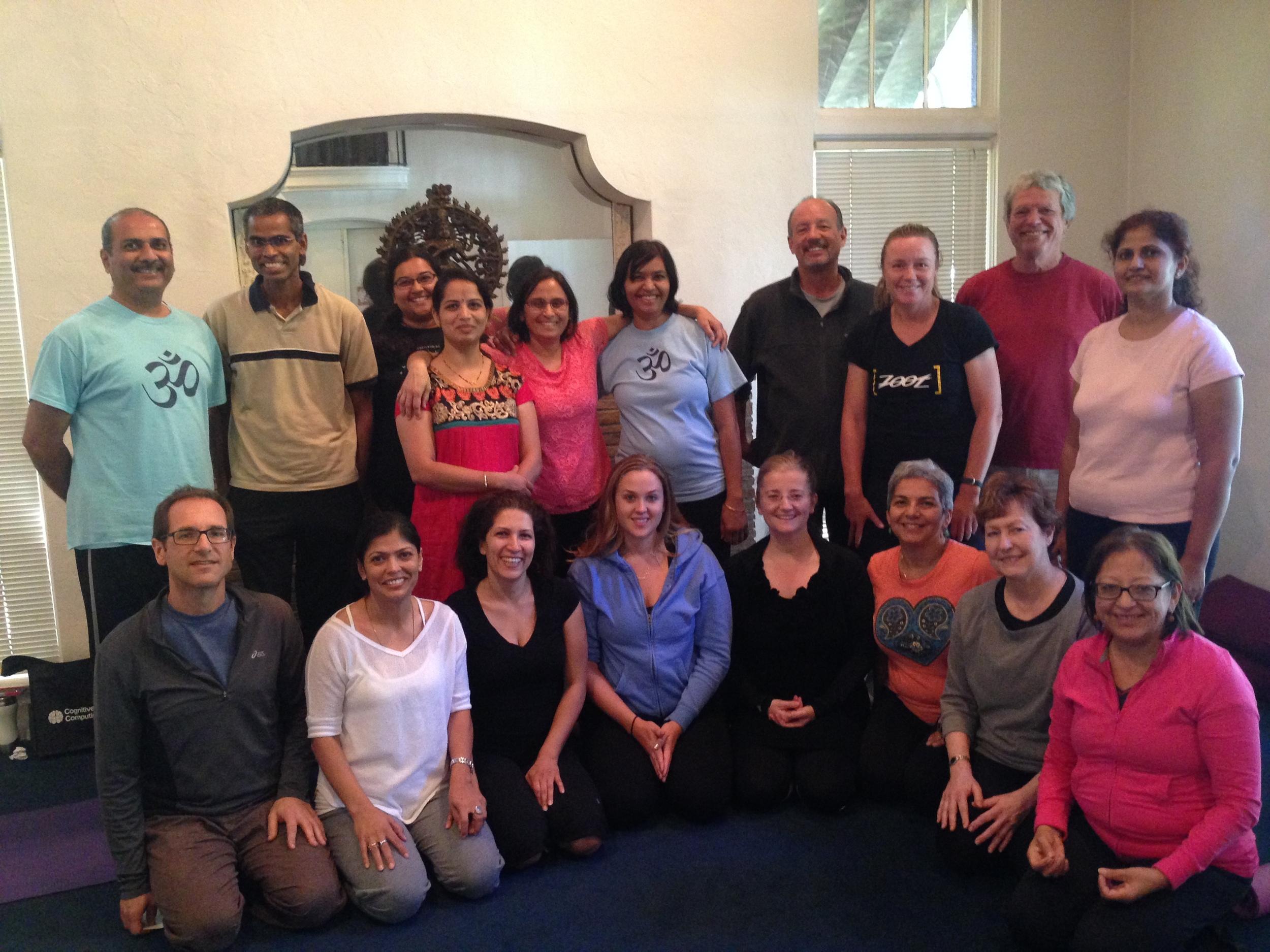 Yoga Teacher Training at CSE by Yoga Bharati