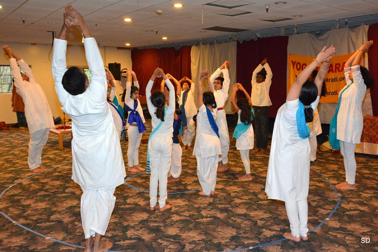 Yoga Teacher Training 2016 Yoga dance