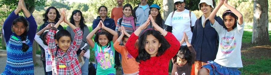 Kids Yoga Summer Camp