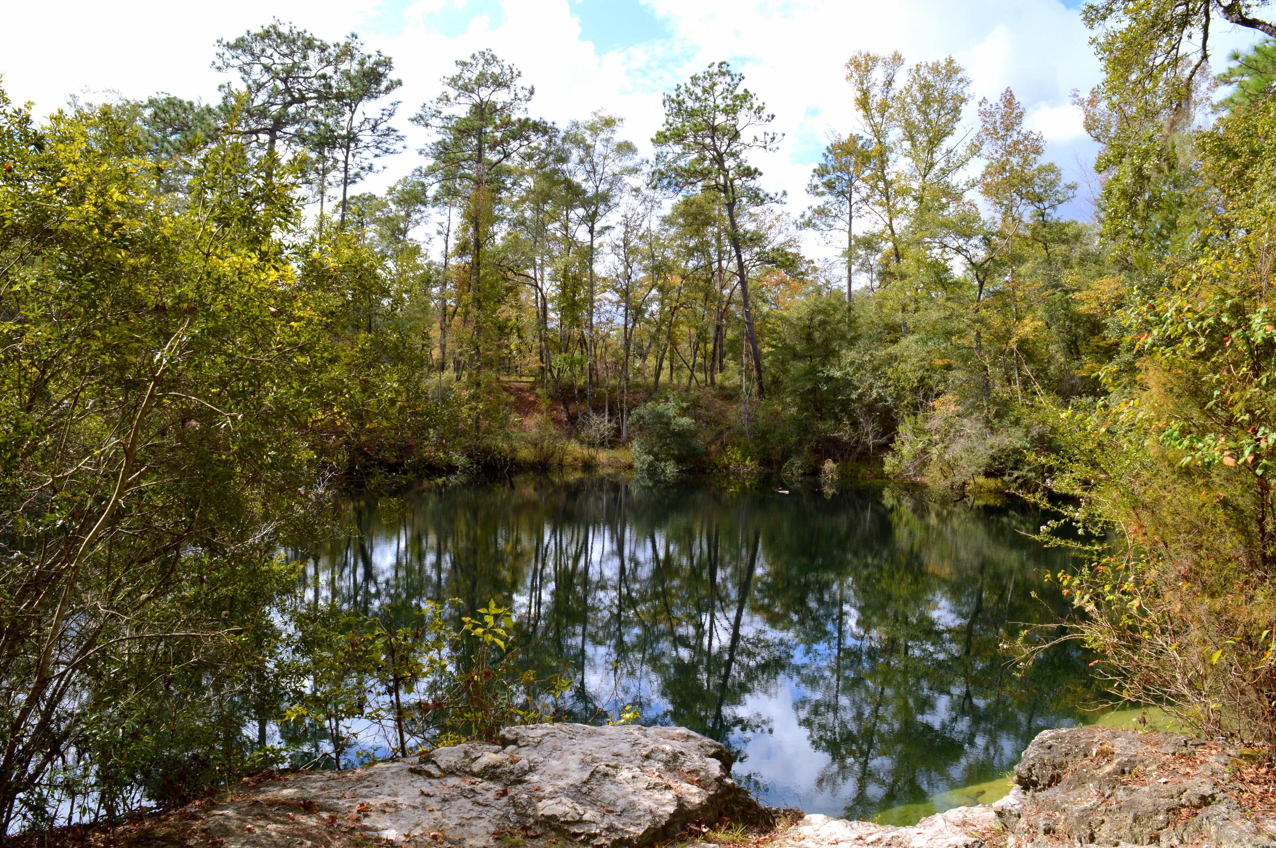 Cherokee Sink Hole