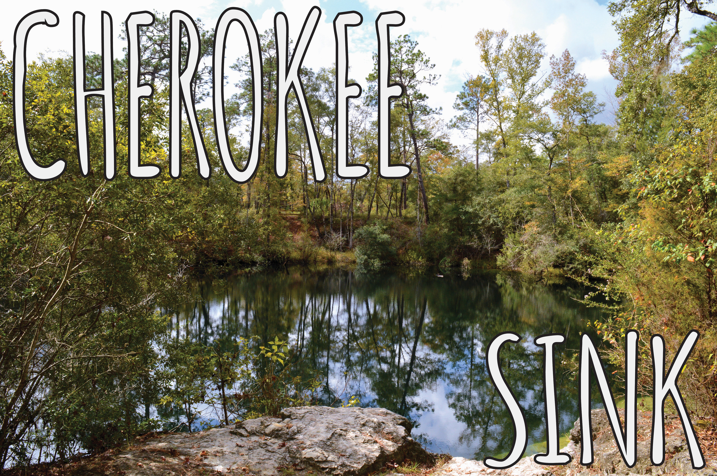 Cherokee Sink - Wukulla