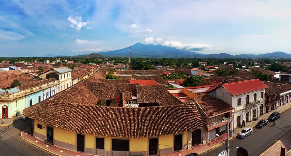 Granada - volcano Mambacho