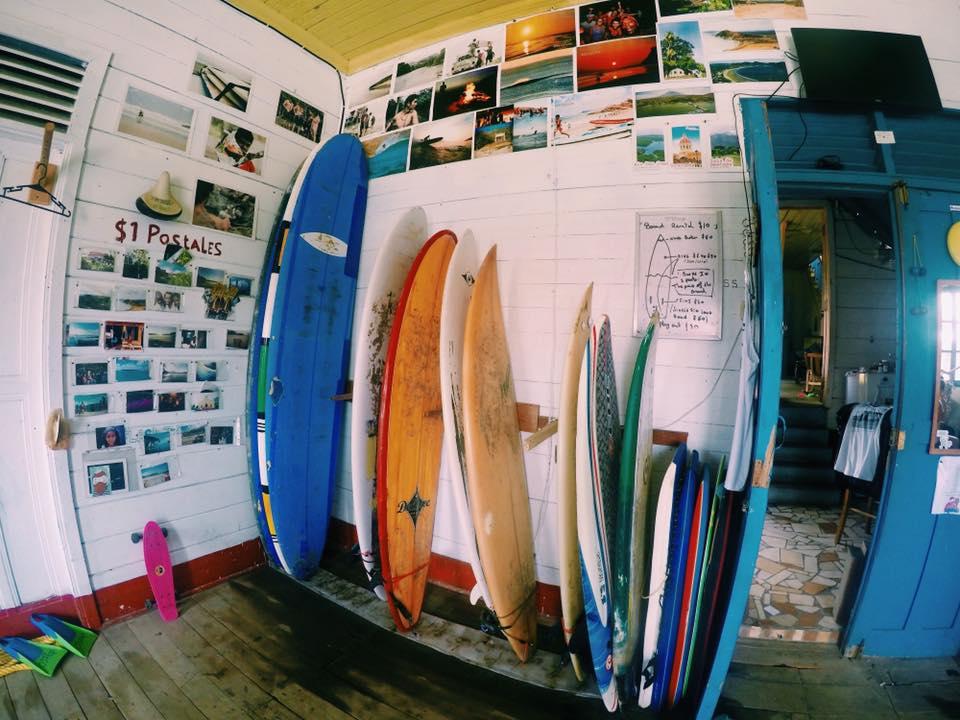 Surf in San Juan Del Sur