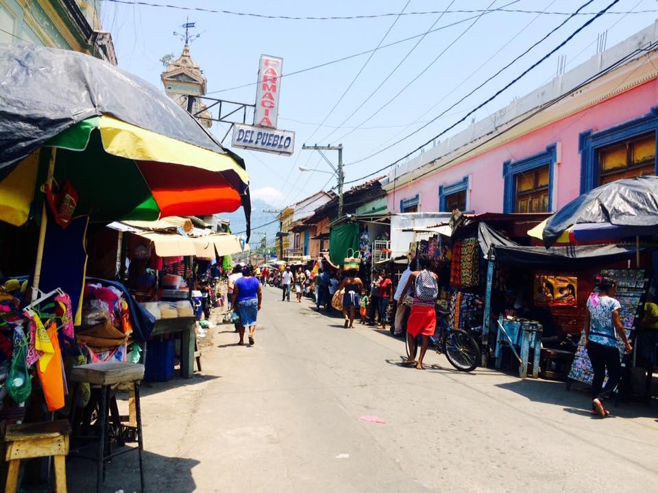 Mercado Municipal ,  Granada Markets, Nicaragua