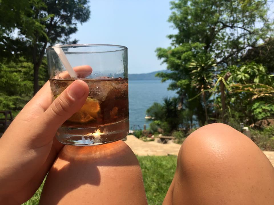 Laguna Beach Club drinks