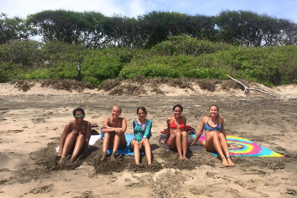 Playa Grande with Friends