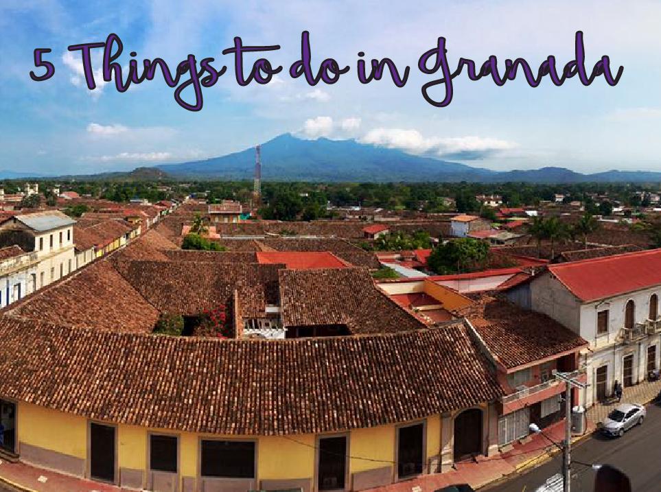 Grananda, Nicaragua