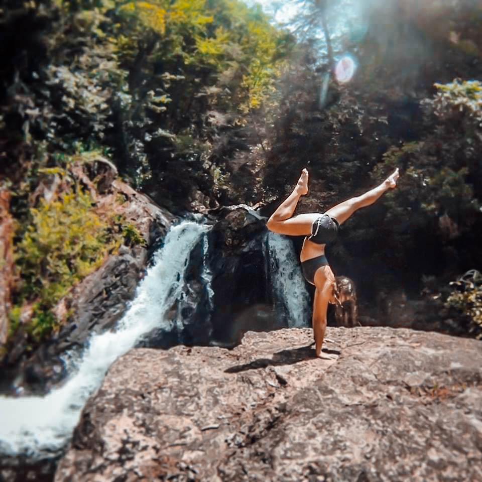 Deukes Creek Falls