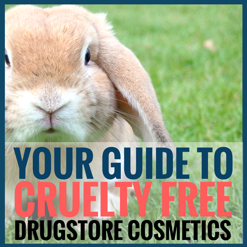 Your guide to cruelty free drugstore cosmetics and makeup brands